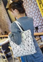 Wholesale Blue Contracting - Contracted 2018 autumn and winter new large capacity hand slant shoulder bag.