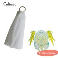 schaumbad schwamm großhandel-Gesicht sauberen Schwamm Bad Mesh Tuch sauberes Handtuch Dusche Handtuch baden schrubben Waschlappen Körper Handtuch Schäumen net Seife machen