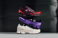 Wholesale fall fashion collection - Raf Simons Ozweego III Spring 2018 Collection Men Women Fashion Sneaker Running Shoes