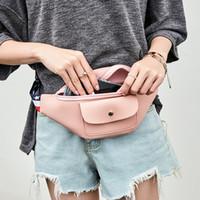 multi pocket fanny pack NZ - Multi-functional fanny pack 2018 new mobile phone pocket wallet
