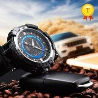 reloj de pulsera al por mayor-nueva 64 gb de memoria Wifi Camera Smart Watch coche Video Recorder reloj de pulsera phonewatch Con vibración recordatorio Smart Pulsera
