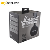 Wholesale Pro Monitoring - High Quantity Marshall MID Bluetooth Headphones With Mic Noise Cancelling Headset Deep Bass Studio Major Monitor Rock Pro DJ HiFi Earphones