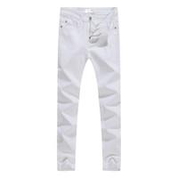 calças de corrida de komine venda por atacado-2018 Casual Denim Pantalon Komine Motocross Denim jeans Moto Corrida equitação Da Motocicleta Calças de bicicleta calças de brim do sexo masculino calças