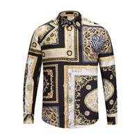 668c085962 uu Al por mayor barato de otoño e invierno de manga larga camisa de vestir  de los hombres camisa de POLO ocasional de los hombres puros de Oxford  camisa ...