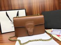 Wholesale tennis bags sale - Free Shipping Fashion Brand design Leather Bag for women hot sale restock 26cm bag fashion shoulder bags
