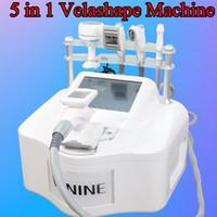 Wholesale cavitation products - Free shipping cavitation machine ultrasonic cavitation Vacuum Cavitation Slimming Velashape machine beauty products spa slim machine vacuum