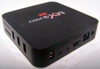 Wholesale Blackbox Hdmi - Android TV BOX RK3229 4K Android6.0 Marshmallow Smart IPTV Streaming SpinzTV Blackbox Ares Rockchip RK3229 1gb 8gb 4K 3D