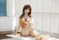 ingrosso negozio giapponese della bambola del sesso-Sexbaby shop Bambola del sesso reale bambole di amore in silicone a grandezza naturale giapponese bambole del sesso maschile morbido seno silicone realistico bambola giocattoli del sesso per gli uomini