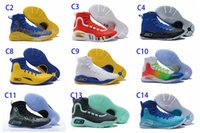 Wholesale design basketball shoes men sports - New Hot Stephen Curry Basketball Shoes Professional Basketball Game Special Fashion Trends Personality Design Outdoor Men s Sports Shoes