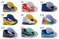 Wholesale games designing - New Hot Stephen Curry 4 Basketball Shoes Professional Basketball Game Special Fashion Trends Personality Design Outdoor Men's Sports Shoes