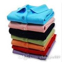 Wholesale tommy fashion - hot sale new Polo Shirt Men Big small Horse crocodile tommy Camisa Solid Short Sleeve Summer Casual Camisas Polo Mens good quality