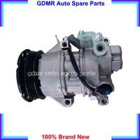 compresor toyota al por mayor-2NZ engine 4PK Auto compresor de aire acondicionado 88310-52551 ac compressor 88310 52551 para Toyota yaris 1.3 L