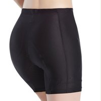Wholesale Beautiful Underwear - An qian brand fashion padded seamless bottoms up underwear bottom hip pad panty beautiful buttock up panty body shaping boxer