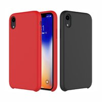 Wholesale new leather phone case online - New Phone case For iP XS Max XS XR X Shockproof Fashion Ultra Thin Soft Silicone Phone Back Cover Case