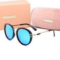 yeni stil lensler toptan satış-55020 Yeni Moda Oval Güneş Gözlüğü Ünlü İtalya Tasarımcı Kadın Erkek Popüler Güneş Gözlüğü Yüksek Kaliteli UV Koruma Lens Retro Tam Çerçeve Tarzı