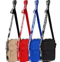 Wholesale men bags for sale - Sup th Pack Chest Pack sup Unisex Fanny Pack Fashion Waist Bag Men Canvas Hip Hop Belt Bag Men Messenger Bags ss Small Shoulder