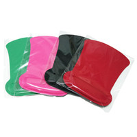 Wholesale computer wrist rests resale online - NOYOKERE Thicken Soft Sponge Wrist Rest Mouse Pad For Optical Trackball Mat Mice Pad Computer Durable Comfy Mouse Mat