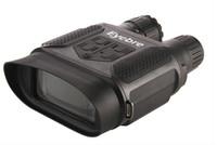 caza cámara de vídeo hd al por mayor-Eyebre Visión Nocturna Telescopio Binocular 400M 7X Óptica de Caza Infrarroja Prismáticos de Visión con Cámara Digital HD Grabadora de Video