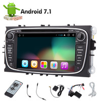 Wholesale galaxy specials - Eincar Android 7.1 7'' Double Din Car dvd Stereo Radio Octa Core Bluetooth GPS Navigation For Ford S-max 2008-2012 Focus 2008-2010 Galaxy