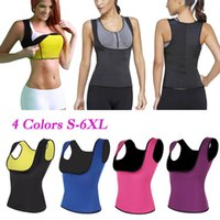 Women Shapers Thermo Sweat Body Shaper Corset Slimming Waist Trainer  Underwear Vest Thin Abdomen Clothes women s clothing plus size a2d4b6c50