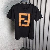 homens, desenhista, camisas, roupa venda por atacado-Mens Designer Camisa Verão Encabeça Marca T Camisas Homens e Mulheres Camisa de Manga Curta Roupas Carta Impresso Tripulação Pescoço Tops Designer Tees