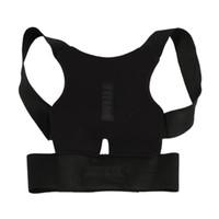 ingrosso cintura di protezione posteriore-Supporto per la schiena Cintura per la schiena Regolabile per la cintura posteriore della spalla Correttore di posizione Protezione per le spalle
