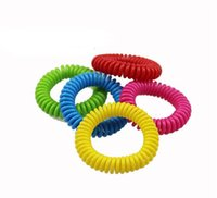 Wholesale bugs insects kids - Baby Kids Anti- Mosquito Repellent Bracelet Keep Bugs Pest Away Wrist Band Insect Repellent Mozzie Spring Bracelet