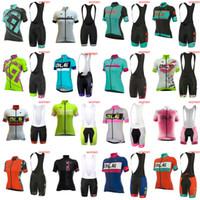 Wholesale women bike suit - 2018 Women Ale cycling jersey team sport suit bike maillot ropa ciclismo cycling jersey Bicycle Bib Shorts MTB bicicleta clothing set 3286
