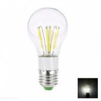 Wholesale 12v Led E27 Corn Bulbs - e27 led 3w 6w B22 cob filament 12V lamp dimmable bulb 110V 220V bulb 3W 6W e27 led lamp filament housing cob corn blub e27 B22