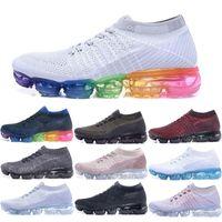 Wholesale rainbow body art online - 2018 New Rainbow BE TRUE Gold Black Pink Women Men Athletic Classic Designer Running Shoes Corss Hiking Jogging Walking Sneakers
