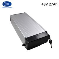 Wholesale 13S9P E bike Lithium ion Battery V Ah e Scooter Lithium Battery For Bafang W W Motor A Charger