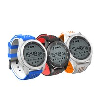Wholesale remote control mode online - Fashion NO F3 Smart Watch Bracelet IP68 waterproof Smartwatches Outdoor Mode Fitness Sports Tracker Reminder Wearable Devices