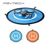 phantom zubehör großhandel-PGYTECH 55 CM Tragbare Faltbare Landeunterlage Für DJI Mavic 2 Pro / Mavic Air / Funken / Phantom 4 / Xiaomi Drone Quadcopter teile Zubehör