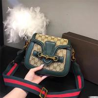 Wholesale shoulder bags online - women designer crossbody messenger shoulder bag luxury famous brand handbags new fashion genuine leather high quality tote clutch bag