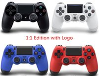 Wholesale Android Video Games - Wireless Bluetooth ps4 controller Game Controller for PlayStation 4 PS4 Joystick for Android Video computer Games 8 colors with retail box