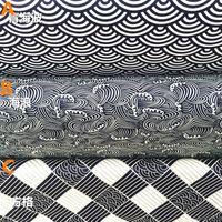 vorhänge möbel großhandel-160 cm * 50 cm japanischen stil patchwork stoff zum nähen tischdecke bettwäsche kleider vorhänge scrapbooking stoff für möbel