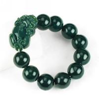 1 stücke Chinesische feine jade handgemachte jade armband Frauen Mädchen Schmuck