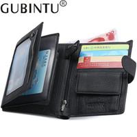 Wholesale Travel Documents Holder Wallet - Porte Carte Auto Document Car Genuine Leather Passport Cover Business Credit Card Holder Purse Travel Men Wallet Drivers License