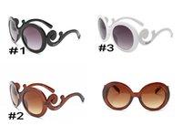 runde polarisierte gläser großhandel-Markendesigner polarisierte runde Sonnenbrille klassischer kleiner Weinlese-Retro- John Lennon Glasses Women Metal Eyewear