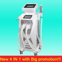 Wholesale ipl e light tattoo removal - elight ipl device laser hair removal candela ipl rf e light electric threading hair remover q switched laser tattoo removal