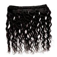 очень человеческие волосы оптовых-Очень хороший необработанный двойной уток бразильские девственные волосы человеческих волос ткать пучки 1 шт наращивание волос