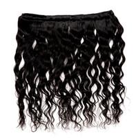 Wholesale very weave online - Very good Unprocessed Double Weft Brazilian Virgin Hair Human Hair Weave Bundles Piece Hair Extension
