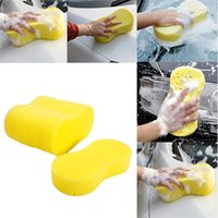 Wholesale car wash sponges coral for sale - Group buy 5pcs auto care car Coral wash sponge for wash and cleaning car cleaning products tools Cloth Yellow blue red green brown