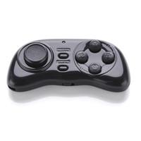 mini joystick pc großhandel-Mini Bluetooth Joystick Wireless Gamepad Universalfernbedienung für IOS / Android / PC
