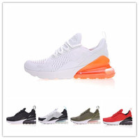 Wholesale Outdoor Rubber Floor - Vapormax 270 Running Shoes Gazelle For Men Casual Sneakers Women Sports Shoes Outdoor Athletic Hiking Jogging Sneakers 36-44