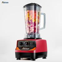 licuadora de hielo al por mayor-A5200 Batidora de frutas con jugo de hielo, batidora eléctrica multifuncional, potente y comercial con batidora mezcladora bpa 3HP