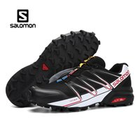 Wholesale pro cycling online - 2018 New Authentic Salomon Speed Cross Pro Mens Designer Sports Running Shoes for Men Sneakers Women Luxury Brand Casual Trainers