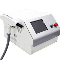 Wholesale portable q switch nd laser resale online - new arrivals portable q switched laser nd yag laser carbon laser peel machine tattoo removal skin care skin rejuvenation machine