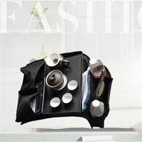 Wholesale armrest tray for sale - Group buy Sales Pocket Sofa Armrest Organizer Remote Control Tray Holder Bag For Home Storage