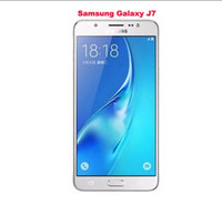 Wholesale cellphones 16gb for sale - Group buy Samsung galaxy J7 J700F original unlcoked mobile phone GB RAM GB ROM android wifi GPS refurbished cellphone